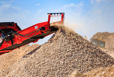 Aggregate Construction Materials